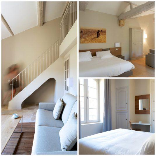 Hotel la Bégude bezaubert mit zeitgemäßer Atmosphäre und einem raffinierten Stil.