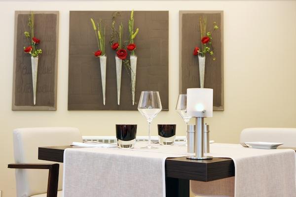 Restaurant Hotel de la Muze vom Küchenchef David Breux