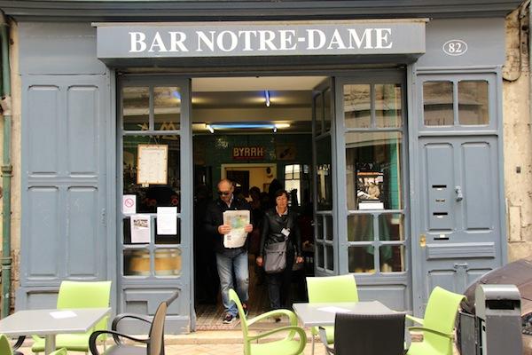Bar Notre Dame Bordeaux