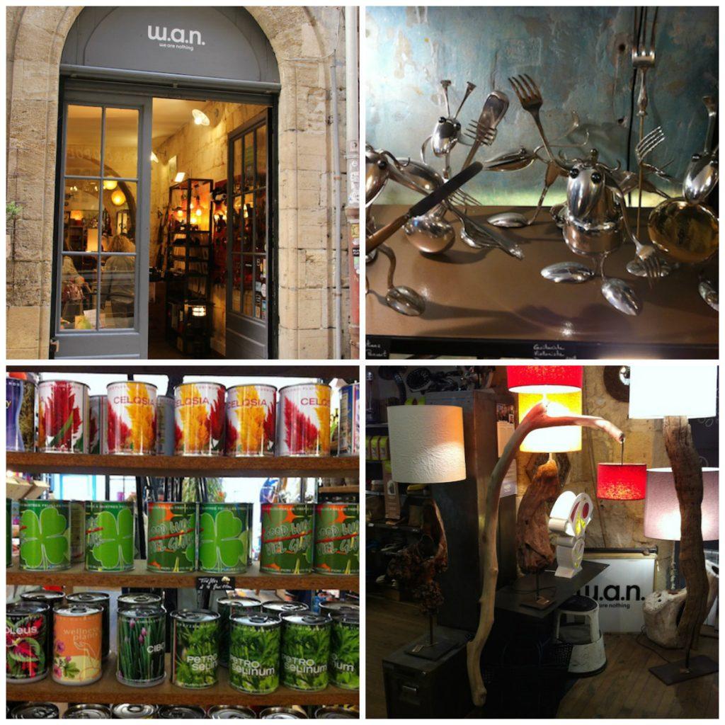 Designershop in Bordeaux