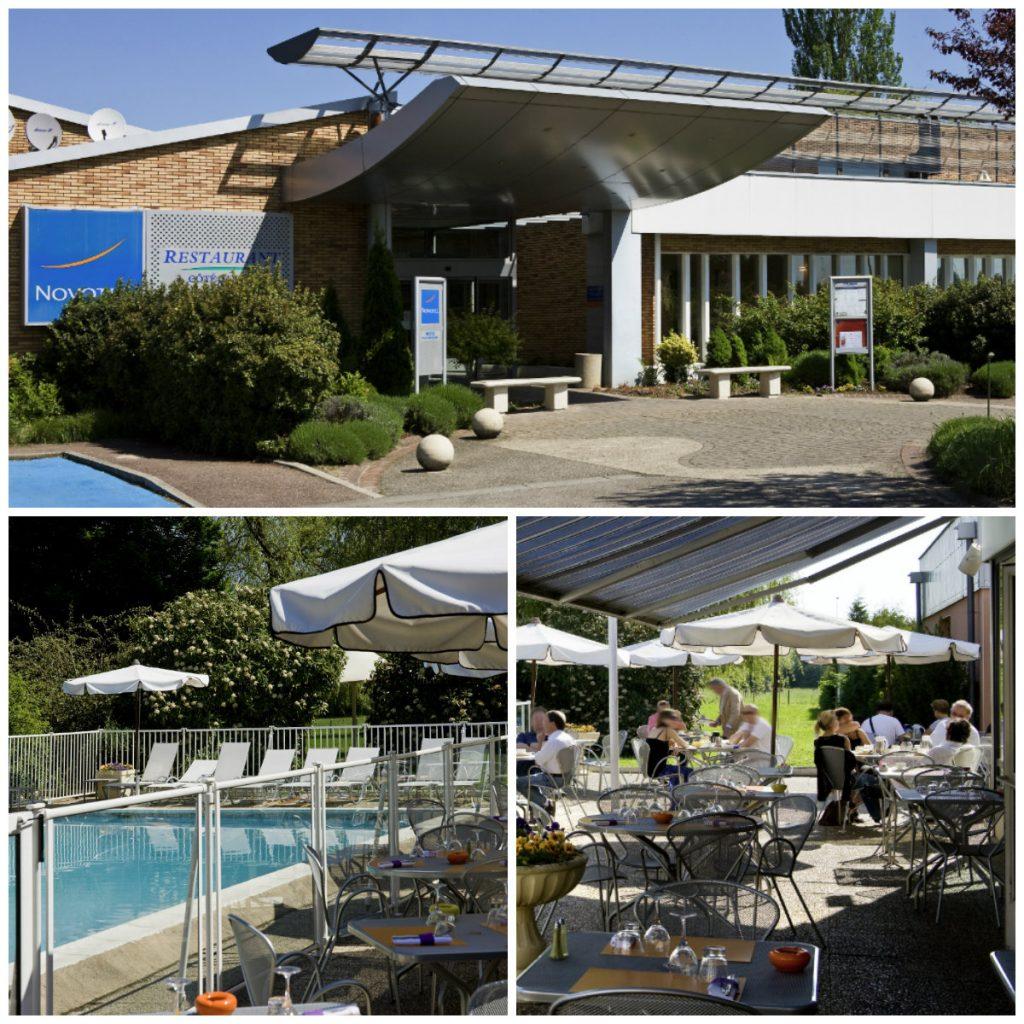 Hotel Novotel Metz Hauconcourt