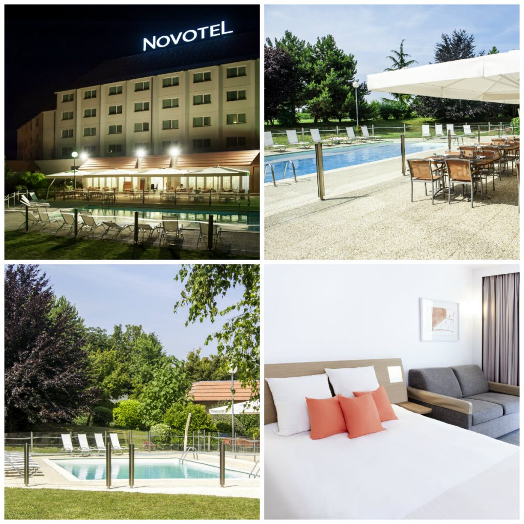 Hotel Novotel Beaune