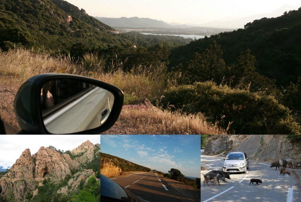 Korsika mit dem Auto erkunden