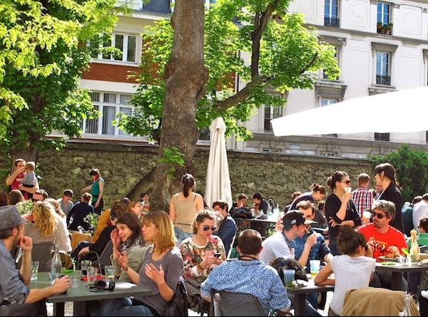Café A (Canal Saint-Martin)