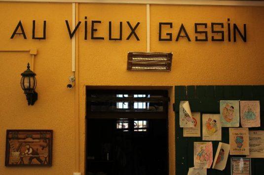 Restaurant-au-vieux-gassin-Authentisch essen bei Saint-Tropez