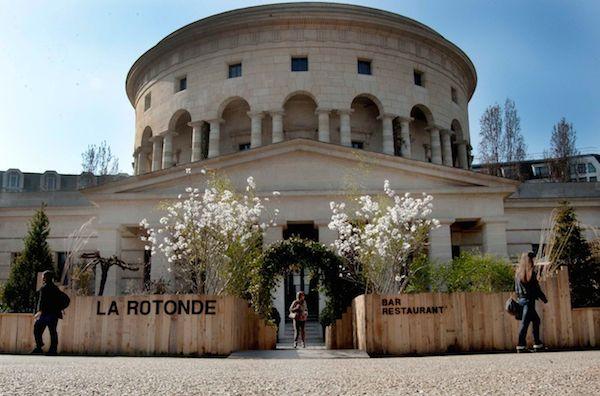 Café-Restaurant La Rotonde Stalingrad