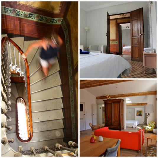 Gästezimmern in La Souche
