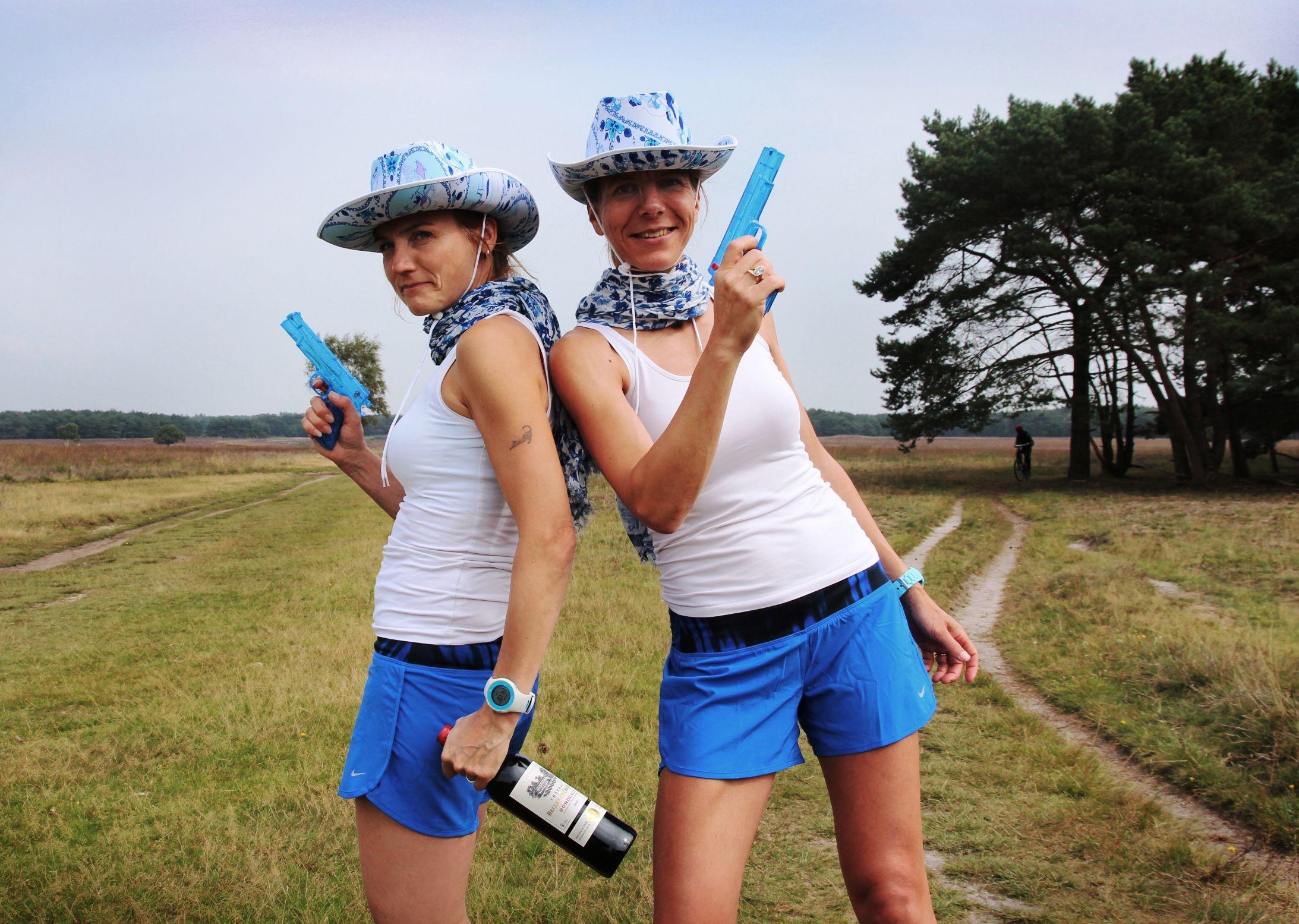 Im September findet der Marathon du Médoc statt.