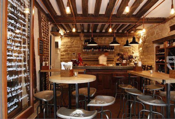 Weinbar Frenchie Paris