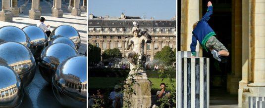 Paris mit kinder -jardin-du-palais-royal