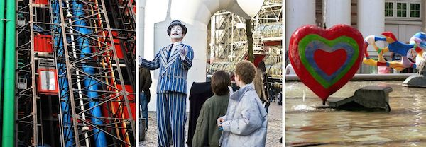 Tiere Kabinett Centre Pompidou