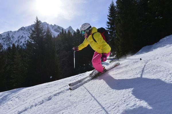 hübsches Skidorf Montchavin im schneesicheren Skigebiet Paradiski