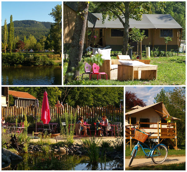 Cosy Camp Glamping in der Auvergne