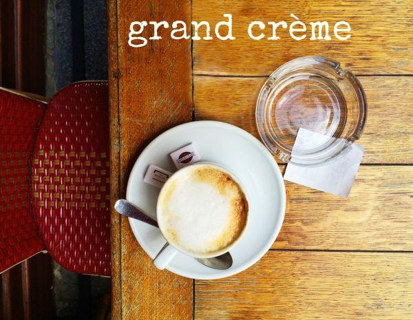 Kaffee bestellen in Frankreich