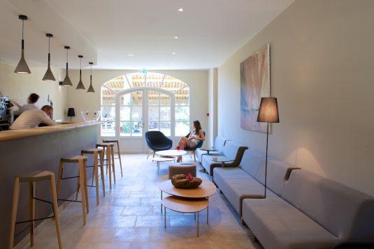 4-Sterne-Hotel La Bégude Saint-Pierre im Suedfrankreich