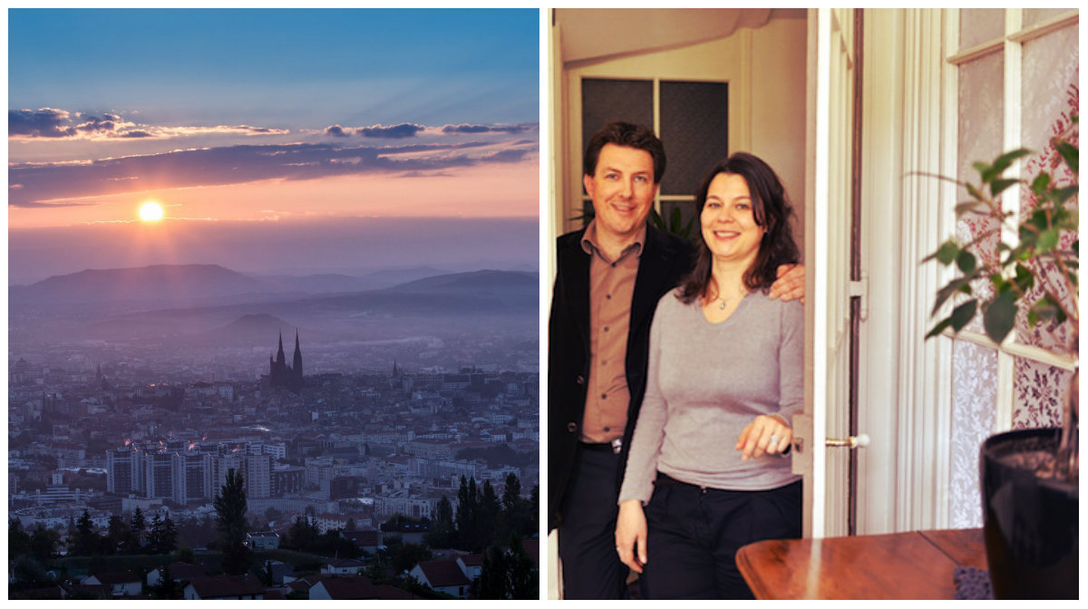 Clermont-Ferrand chambres d'hotes B&B Villa Pascaline