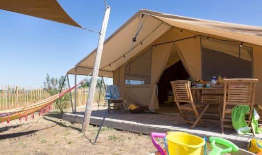Sérignan plage, Familien-Campingplatz in Südfrankreich