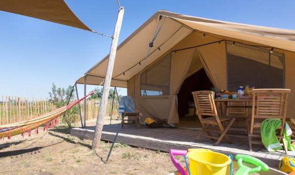 Serignan plage, familiecamping in Zuid-Frankrijk