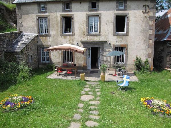 Daccia Anastasia B&B in der Auvergne