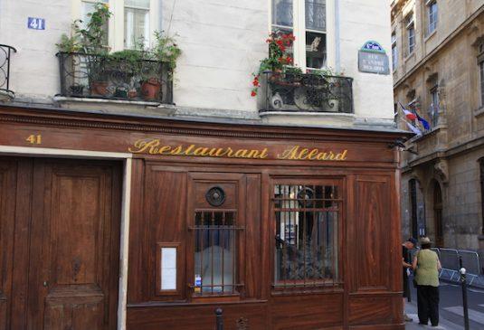 Restaurant Bistro Allard