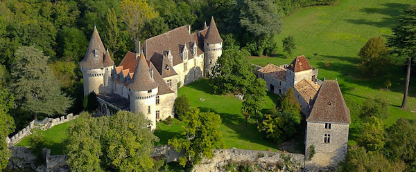 Chateau de Bridoire Dordogne