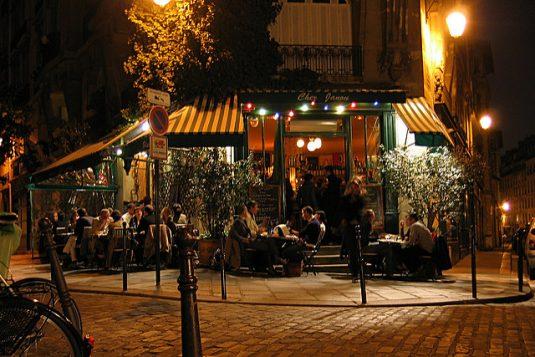Restaurant Chez Janou in Paris