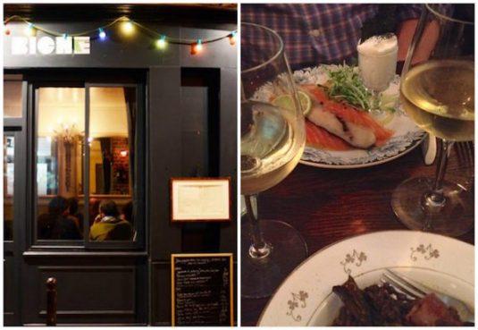 Restaurant Ma Biche in Montmartre
