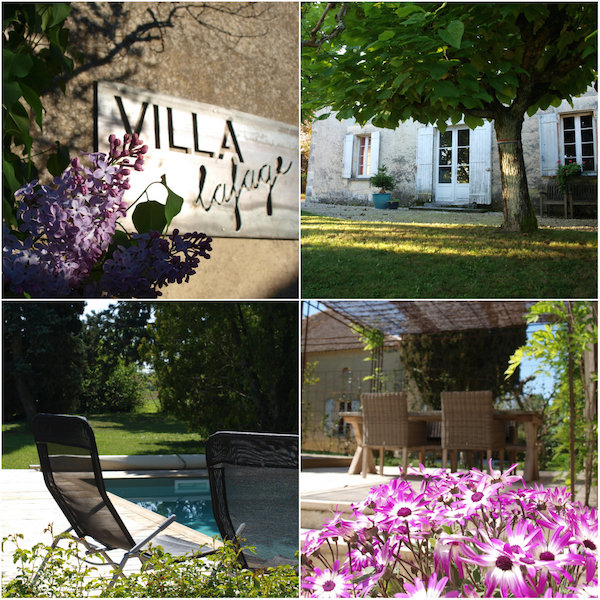 Villa Lafage ferienhauser Lot-et-garonne