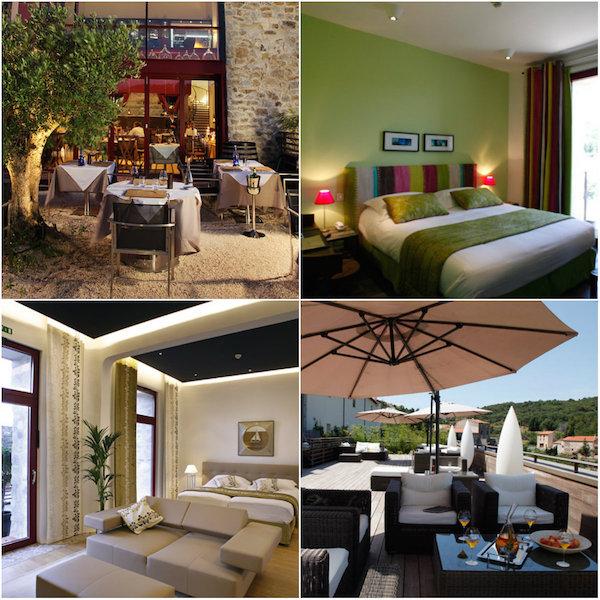 Vier-Sternehotel Riberach in de Languedoc Roussillon: die Zimmer sehen tadellos aus