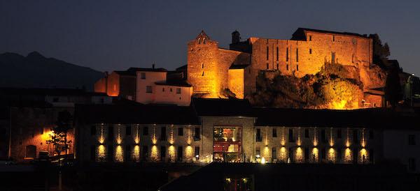 Schlosshotel Riberach bei Dorf Belesta