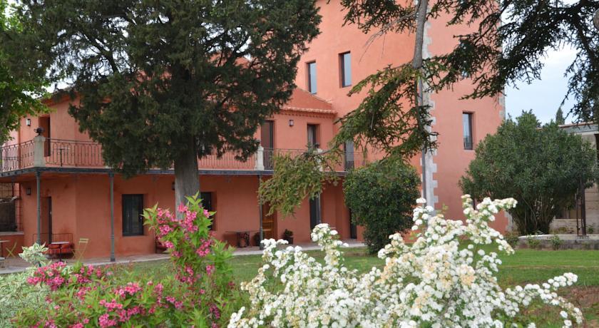 Boutique-Hotel La Bastide de Fabrègues: Nîmes liegt um die Ecke.
