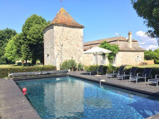 Ferienhauser in der Dordogne Le Guinot