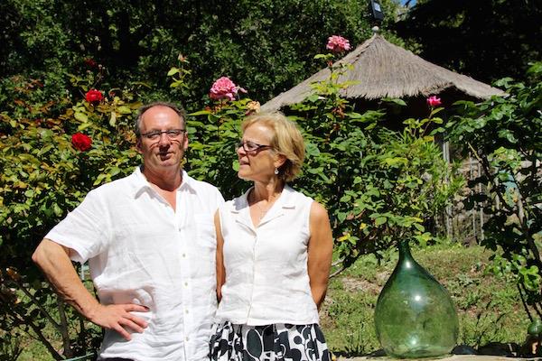 Sydney en Karin von La Parare in Nizza
