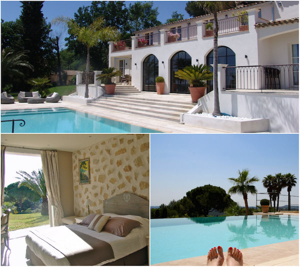 Villa Menuse, B&B -Opio