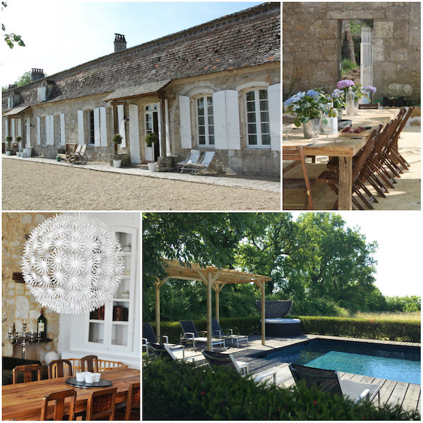 Le Guinot in der Dordogne
