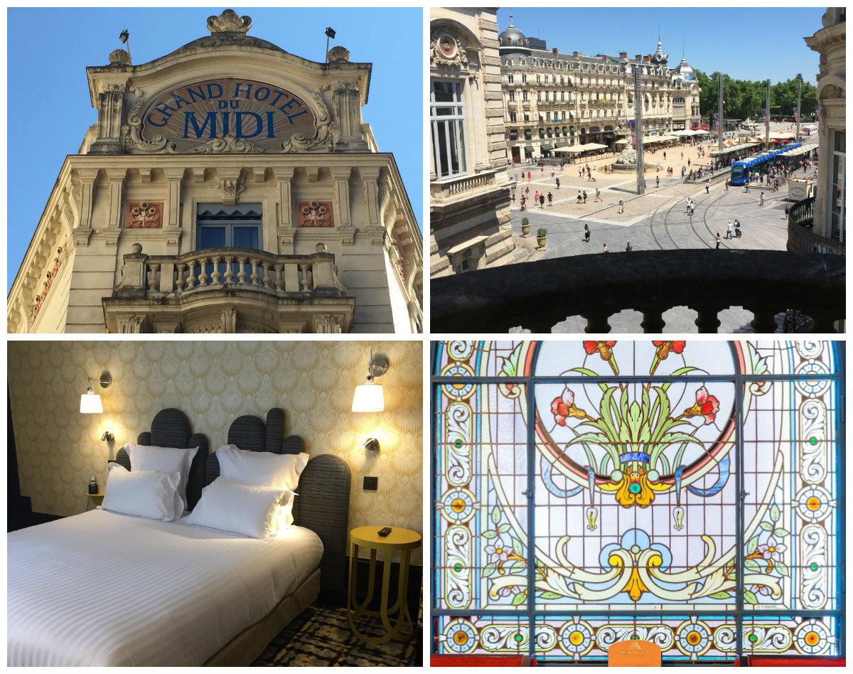 Montpellier Grand Hotel du Midi