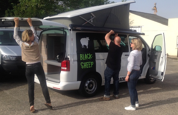 Black Sheep Campervan