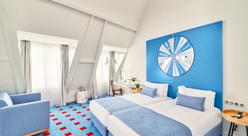 Joke Hotel familiekamers Parijs