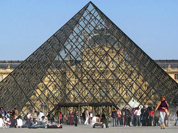 Louvre-Museum, ohne zu warten