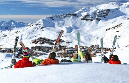 Skien-in-frankrijk-val-thorens