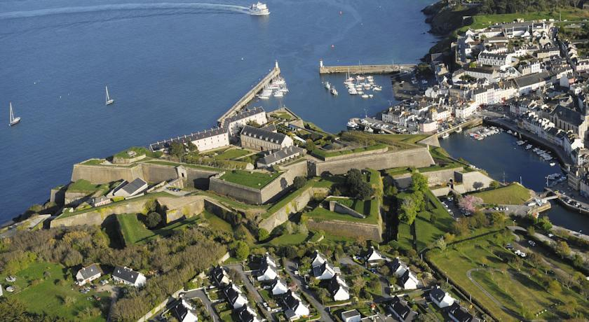 Citadelle Vauban Belle Bretagne