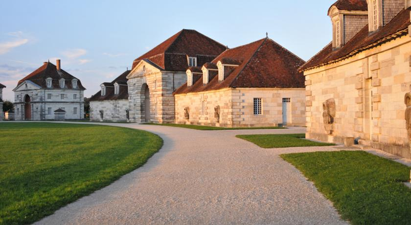 La Saline Royale d'Arc-et-Senans.