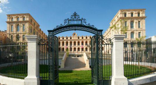 Hotel Dieu, mittelalterliches Krankenhaus in Marseille