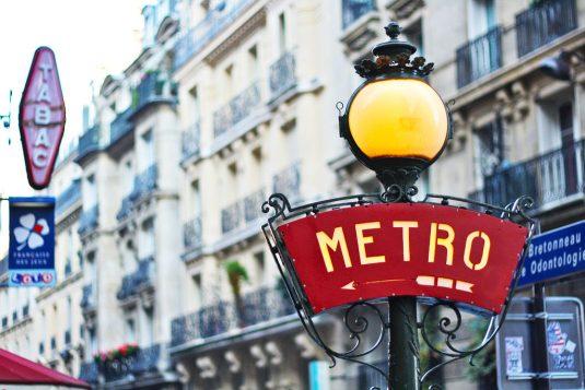 Pariser Metro: 19 Tipps