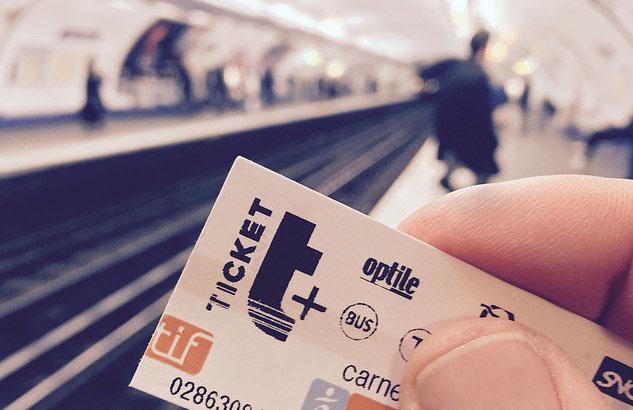Metro-Ticket in Paris: die günstigste Variante