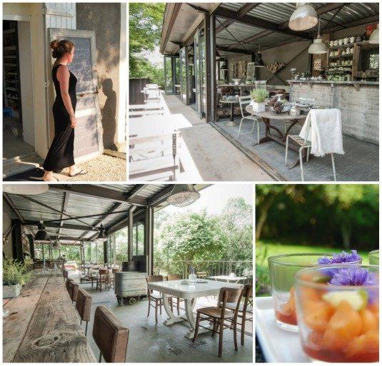 Bassiviere - Restaurant und Shop