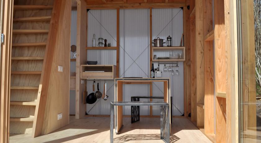 Funktionell und minimalistisch eingerichtet