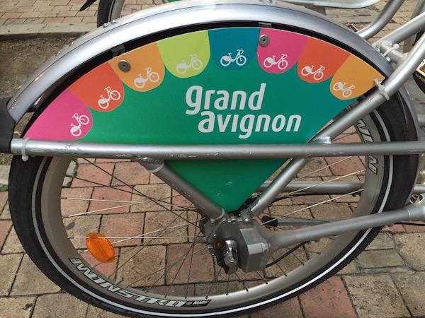 Farradverleih Avignon