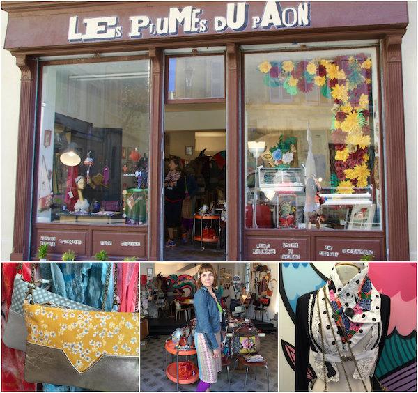 Les Plumes du Paon Avignon
