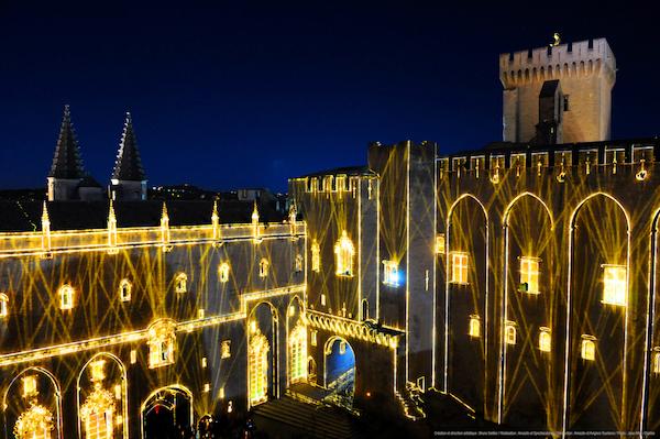 Papstpalast - Palais des Papes Avignon ©jmcharles